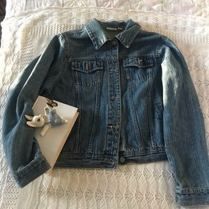 Classic blue denim jean  jacket